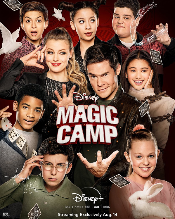 Magic Camp Movie