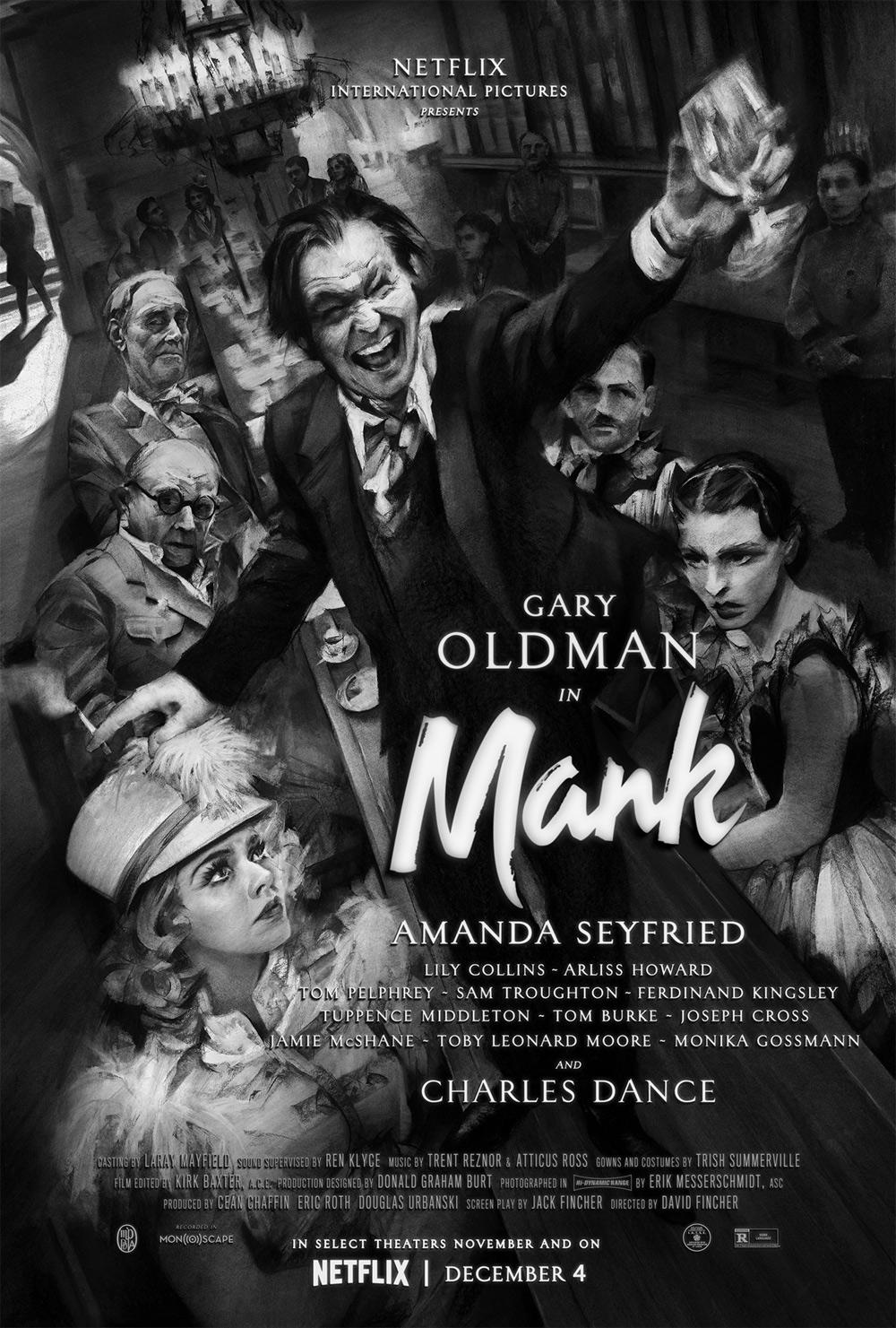 Mank Trailer