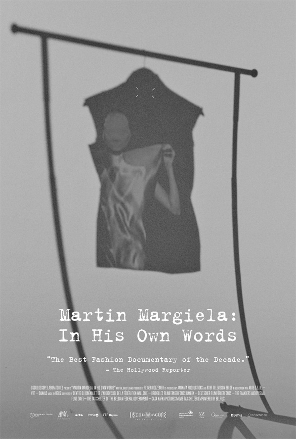 Martin Margiela: In His Own Words Poster