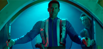 The Intergalactic Adventures of Max Cloud Trailer