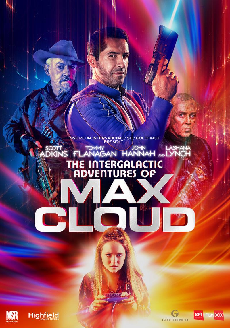 Max Cloud Poster