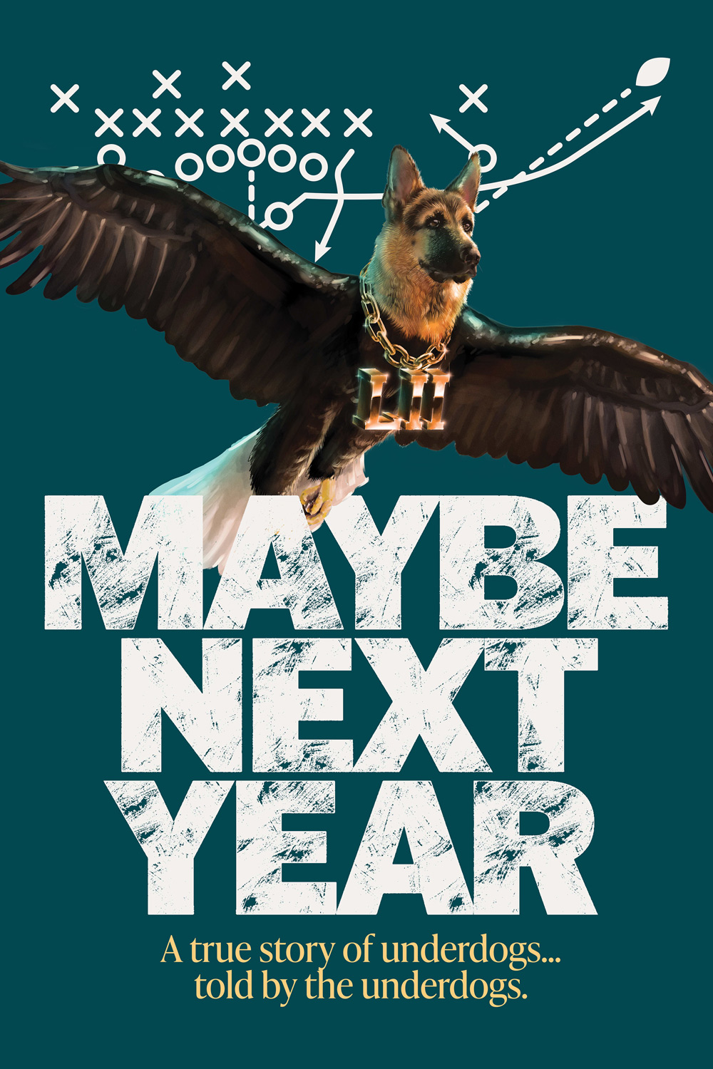 Maybe Next Year Poster