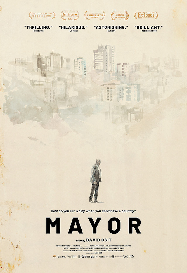 Mayor Poster