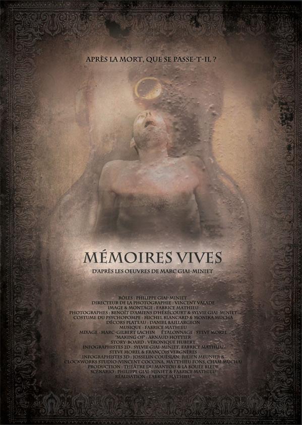 Memorium Poster