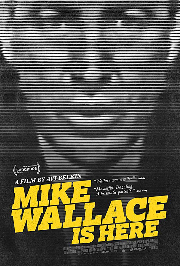Mike Wallace Is Here Doc Poster