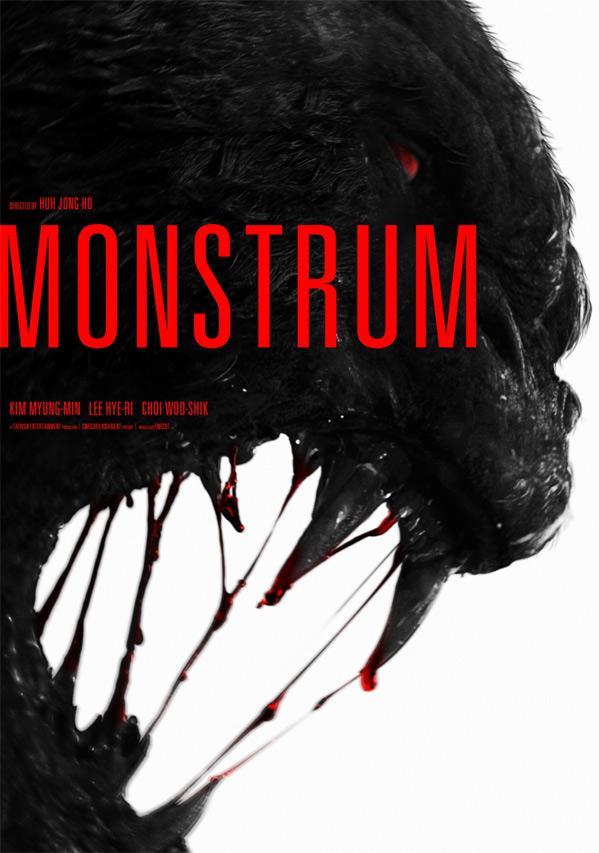 Monstrum Poster
