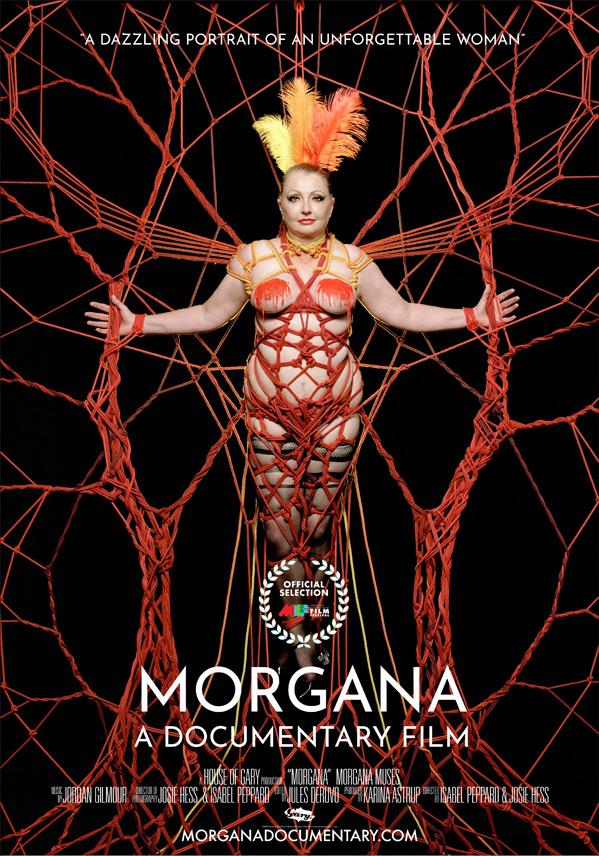 Morgana Doc Poster