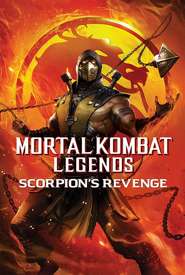 Mortal Kombat Legends: Scorpion's Revenge Poster