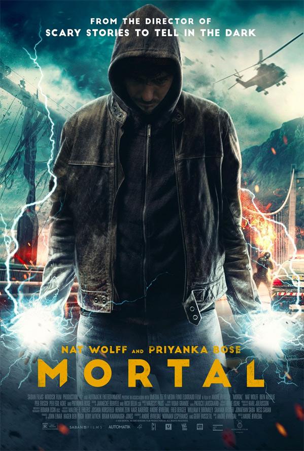 Mortal Poster 2
