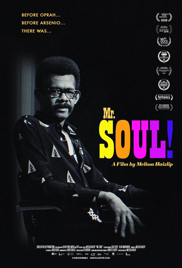 Mr. Soul! Poster