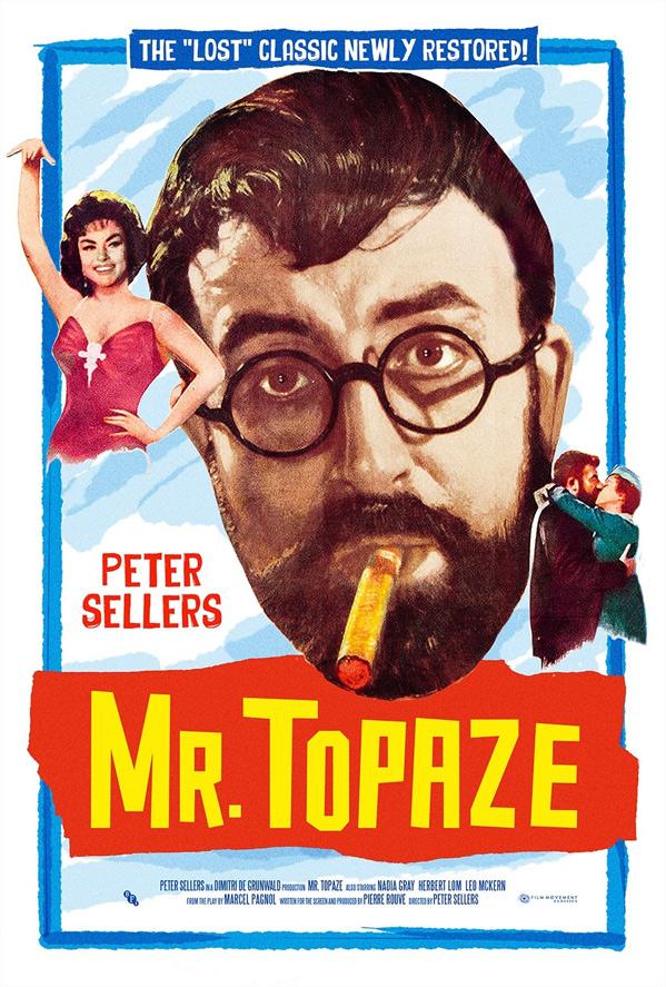 Mr. Topaze Poster