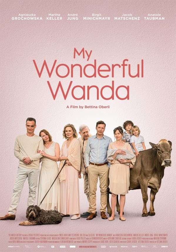 My Wonderful Wanda Poster