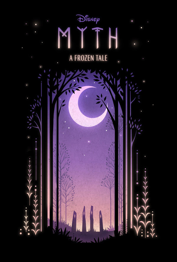Myth: A Frozen Tale Poster