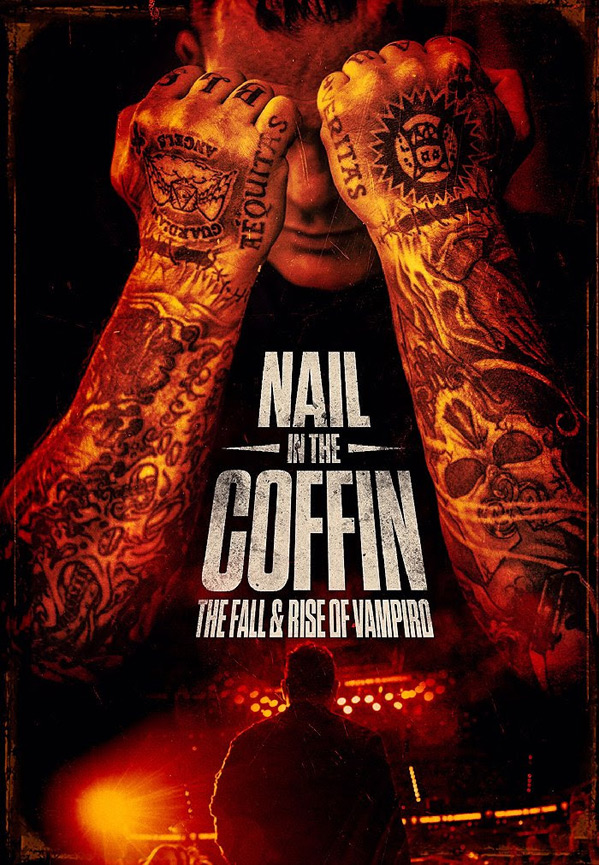 Nail in the Coffin: The Fall & Rise of Vampiro Poster