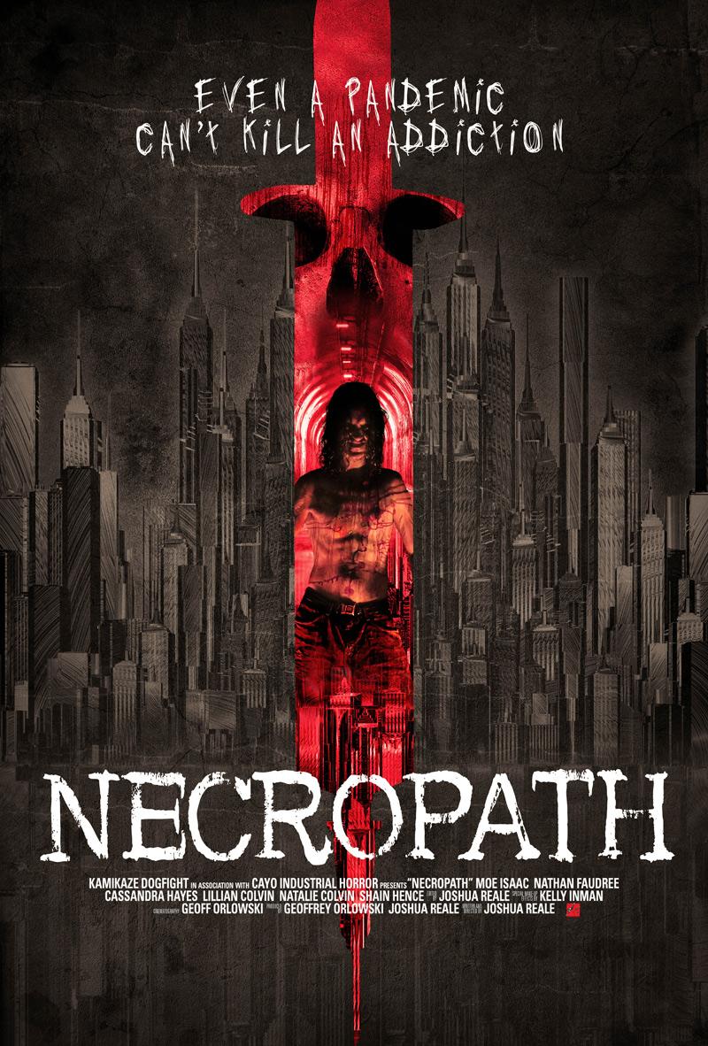 """""""Necropath"""": la nueva película de terror pandémico que es demasiado brutal"""