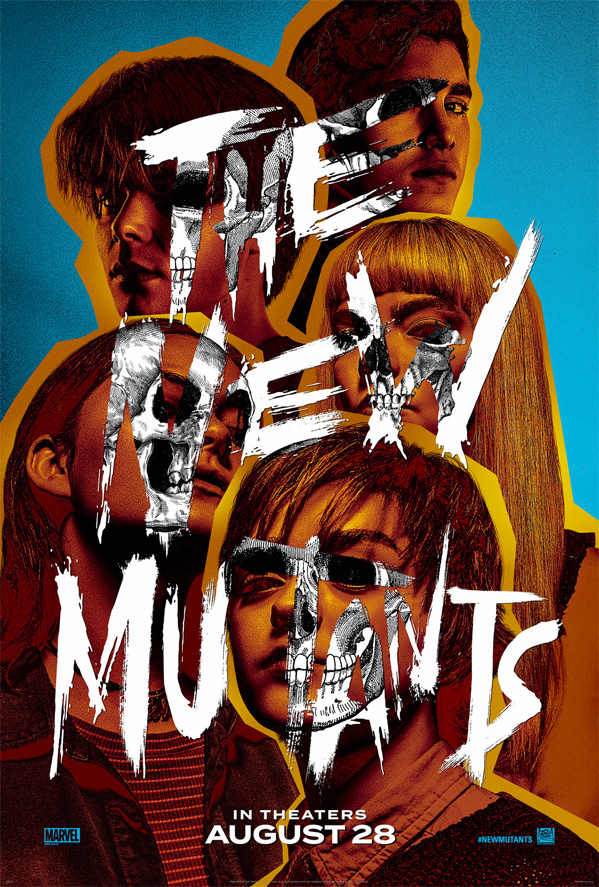 X-Men: The New Mutants Poster