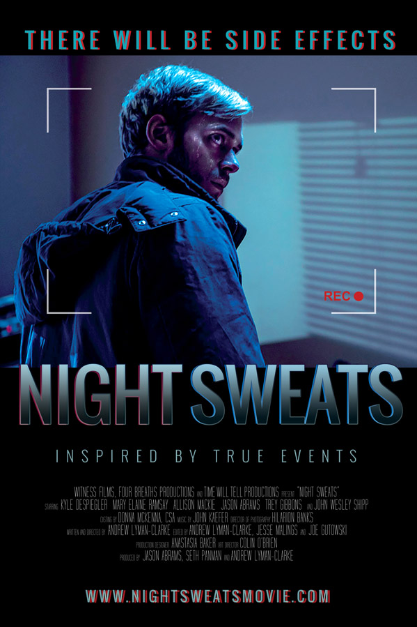 Night Sweats Poster