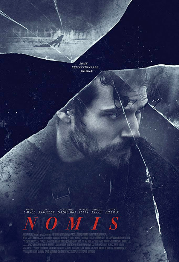 Night Hunter / Nomis Poster
