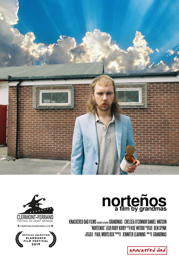 Norteños Short Film Poster