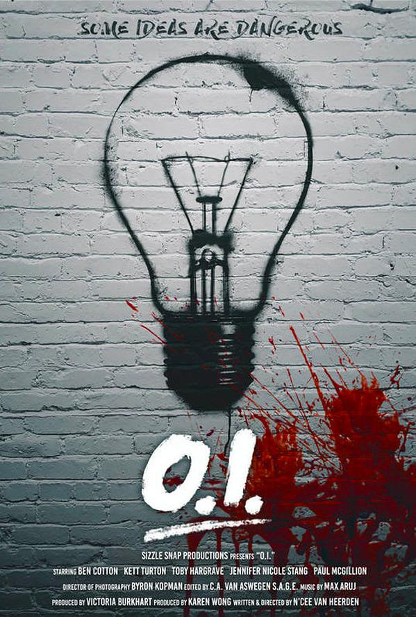I.O. Short Film Poster