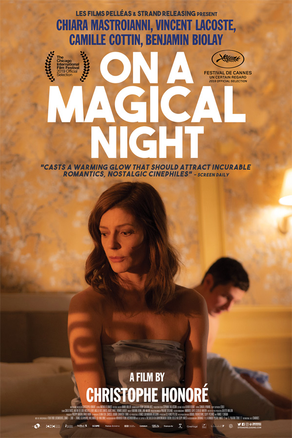 On a Magical Night Poster