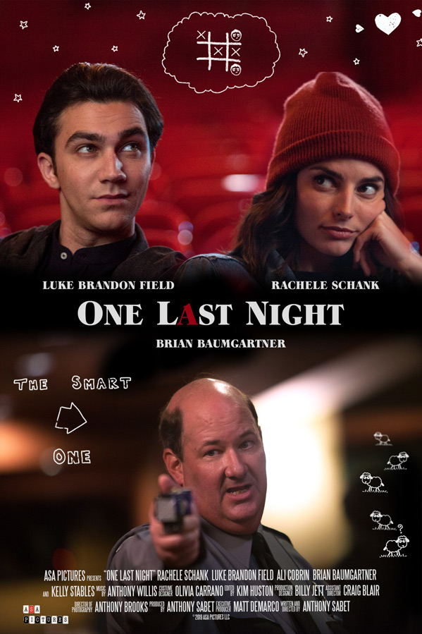 One Last Night Poster