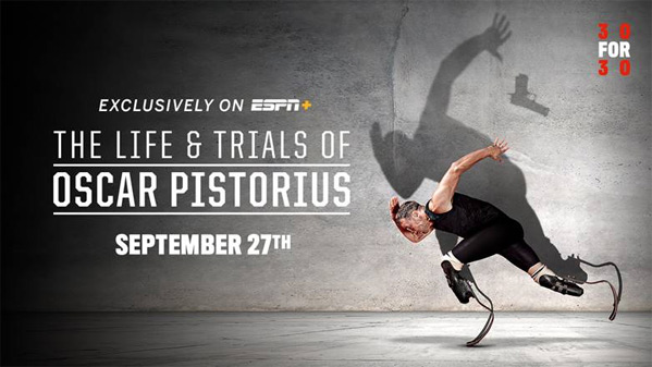 The Life and Trials of Oscar Pistorius Poster