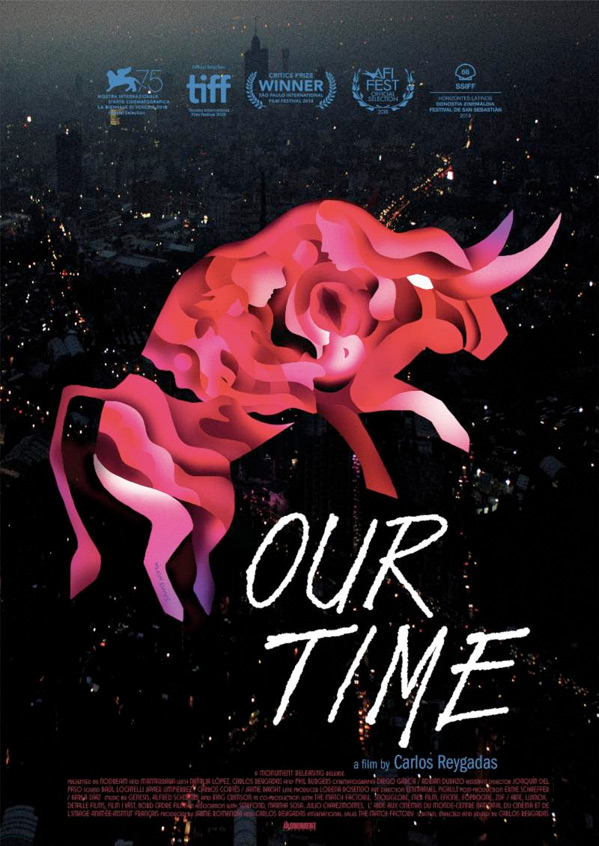 Our Time US Poster