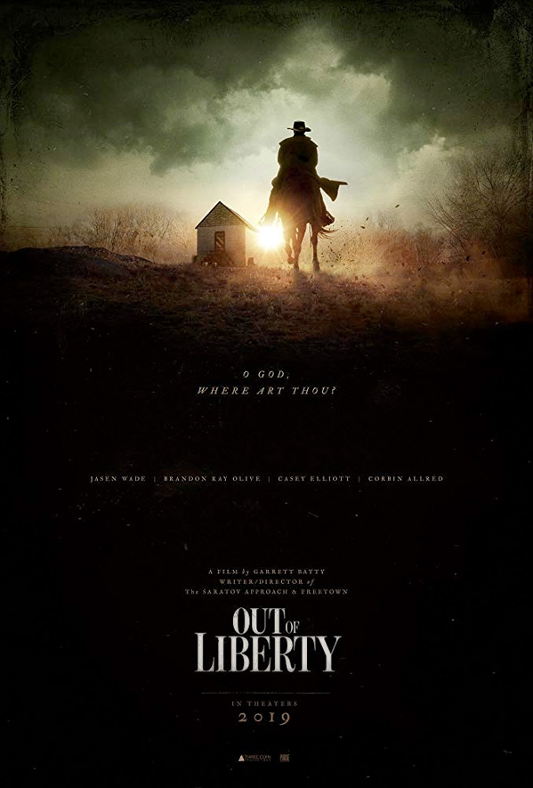 Out of Liberty Poster