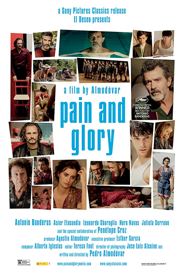 Pain & Glory US Poster