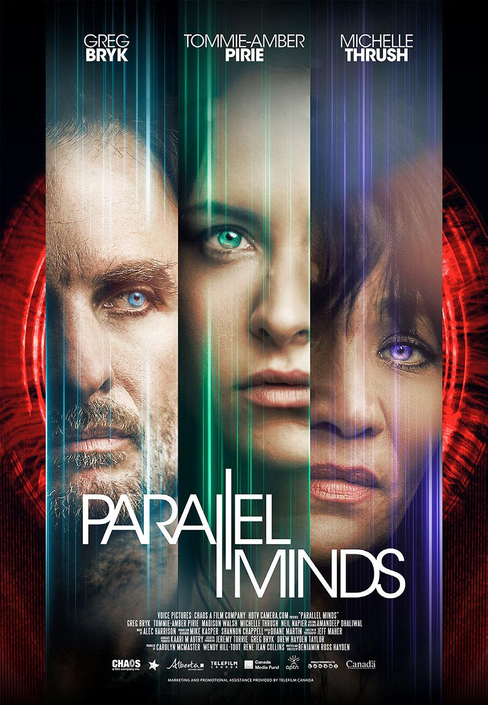 Parallel Minds Poster