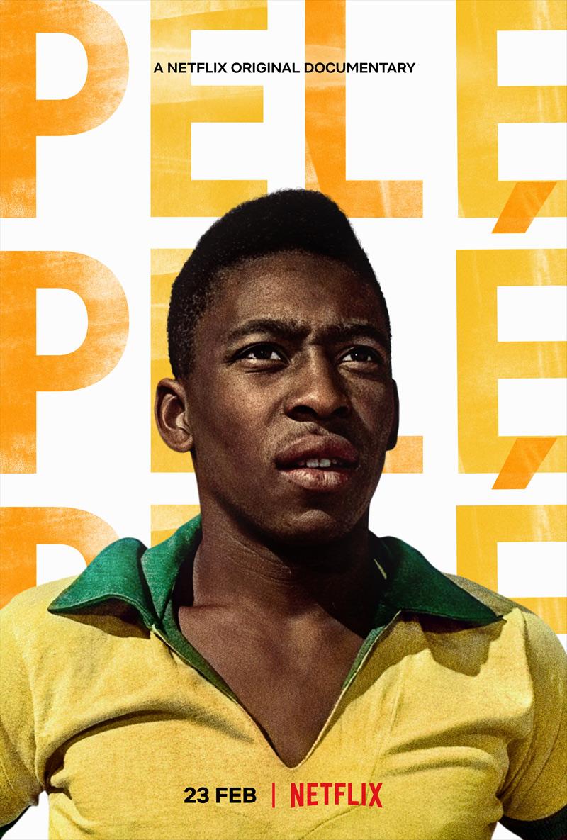 Pelé Doc Poster