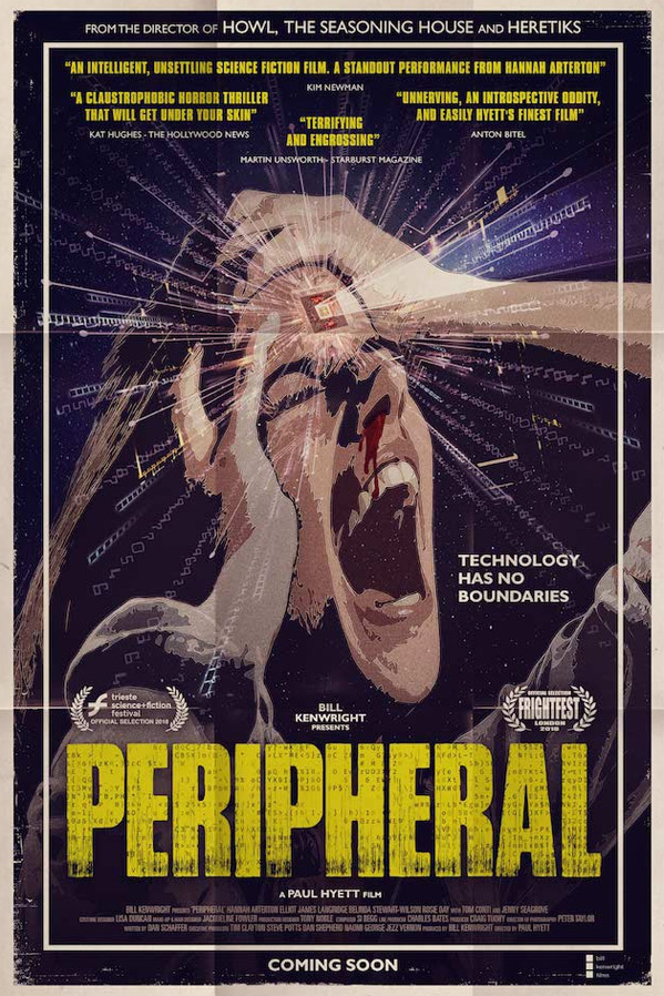 Peripheral Poster