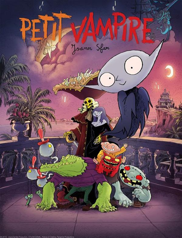 Little Vampire Poster
