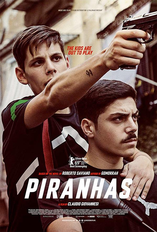 Piranhas US Poster