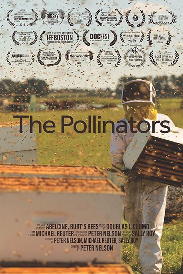The Pollinators Poster