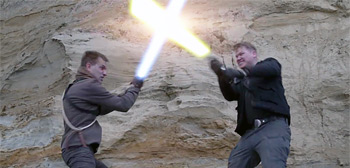 Power Star Wars Fan Film