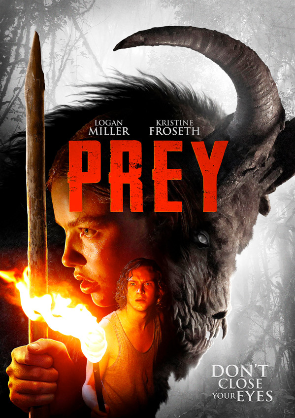 Prey Movie Poster