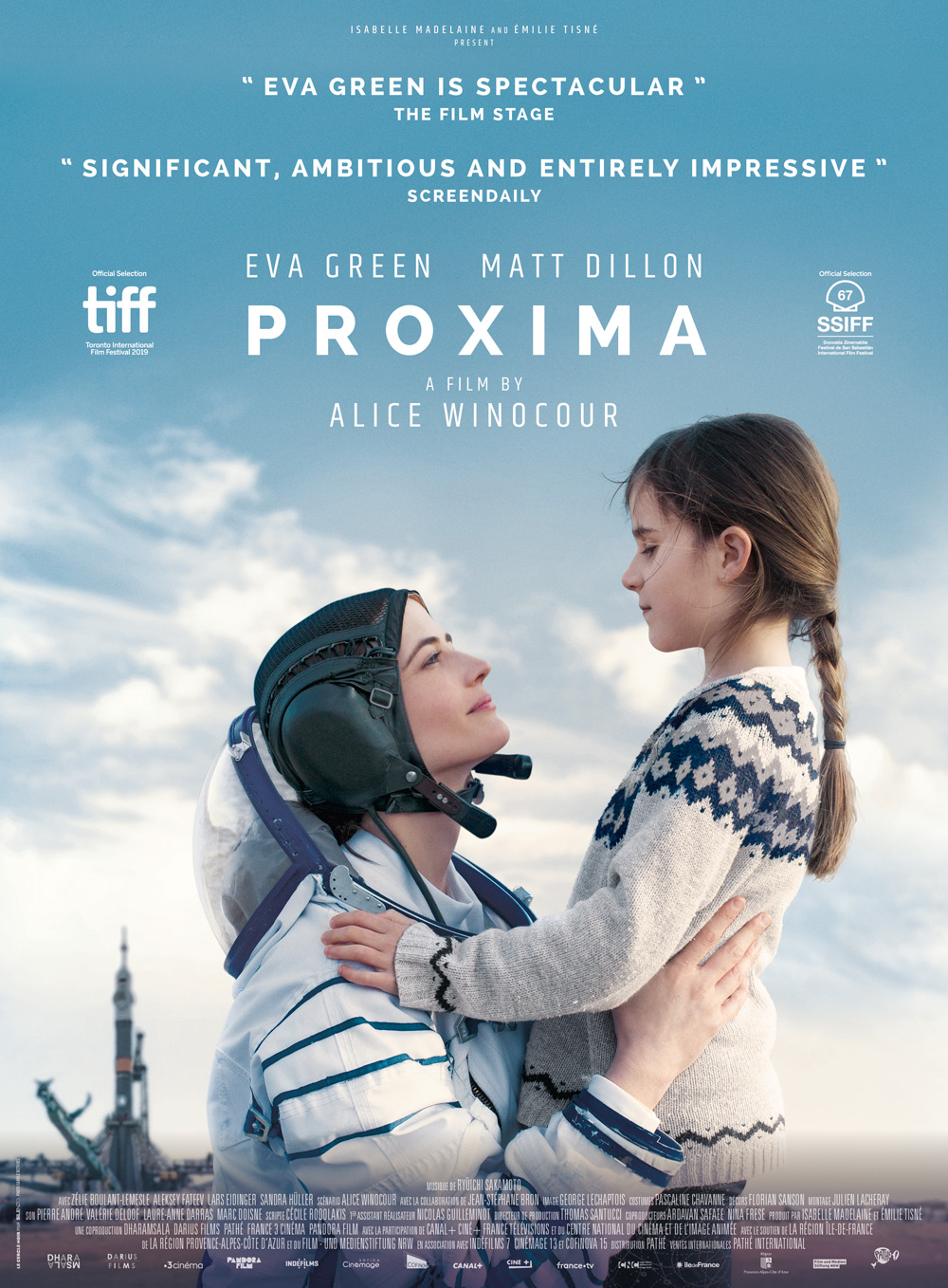Proxima US Poster