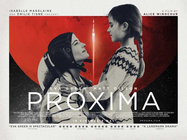 Proxima UK Poster