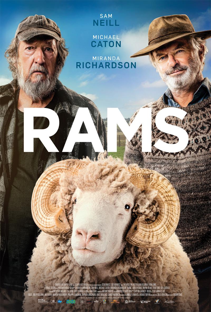 Rams Remake Poster