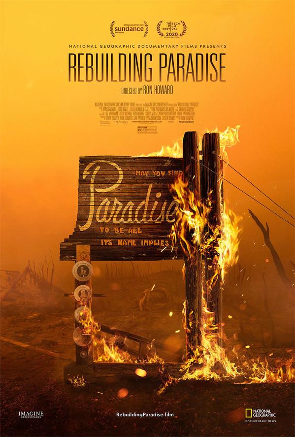 Rebuilding Paradise Trailer Poster