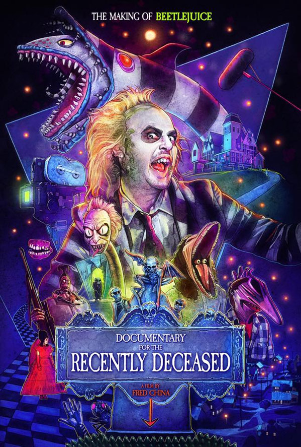 Documentary for the Recently Deceased Poster