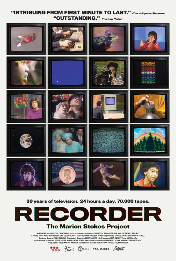 Recorder Poster