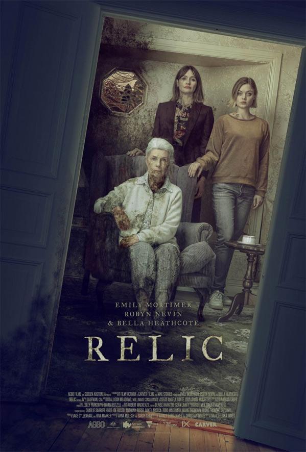 Relic Film Poster