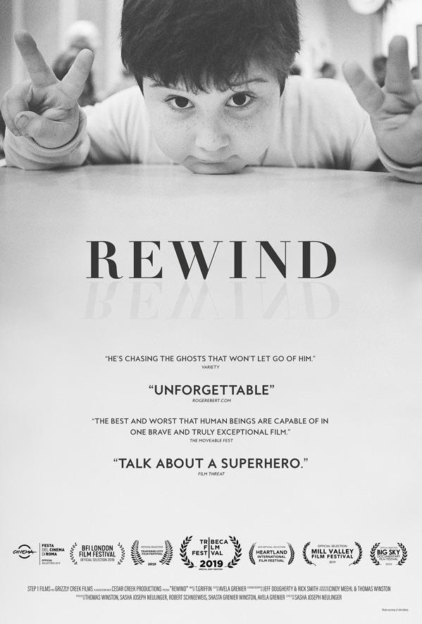 Rewind Doc Poster