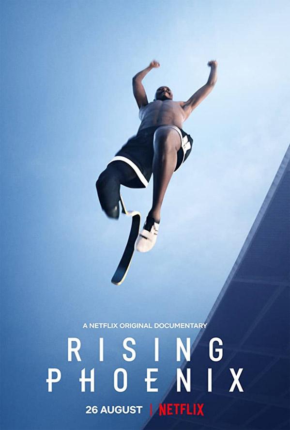 Rising Phoenix Doc Poster