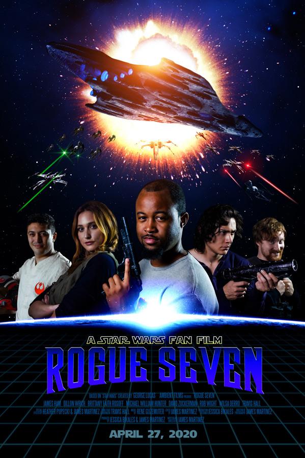 Rogue Seven Fan Film Poster
