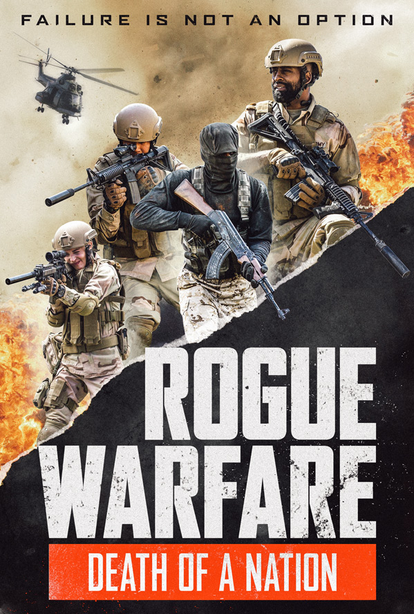 Rogue Warfare: Death of a Nation Poster