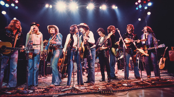 Rolling Thunder Revue: A Bob Dylan Story Film